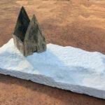 Kirjo-ryhmän 25-vuotisjuhlanäyttelyyn pääsee tutustumaan Arkissa – taiteilijat ovat keränneet näyttelyyn aiheita ja materiaaleja omasta elämästään ja ympäristöstään