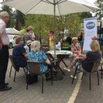 Killan johdossa jatkaa Risto Wallenius – kesätapaamiset keräsivät osallistujia tänäkin vuonna