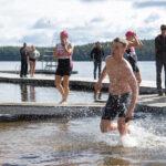 Kukkia Triathlon järjestettiin lyhyellä varoitusajalla – hyvän mielen tapahtuma onnistui korona-aikanakin hyvin
