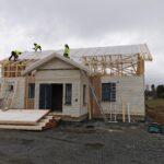 Rakennusprojekti edennyt rivakkaa vauhtia – hyvä pohjaratkaisu ja hinta painoivat talopaketin valinnassa