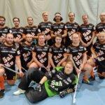 Sahalahden miehet etenivät jatkoon salibandyn Suomen Cupissa – iso osa Sahalahden Kunnon pelaajista on Sariolassa koulunsa käyneitä miehiä