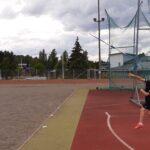 Luja-Lukon seuranmestaruudet ratkottiin Onkkaalan urheilukentällä