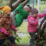 Kaksivuotisessa esiopetuksessa opitaan leikin varjolla – kävimme Viirikukon päiväkodissa tutustumassa kokeilueskarin arkeen