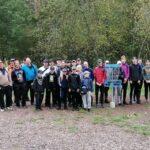 Frisbeegolfkilpailut houkuttelivat ennätysmäärän osallistujia Luopioisiin